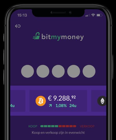 bitcoinkoers zonder login